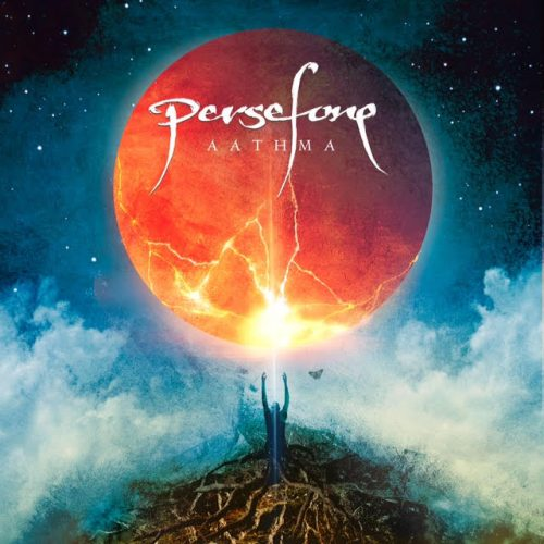 Persefone Aathma CD Cover
