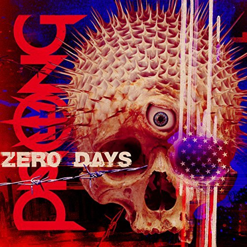Prong Zero Days CD Cover