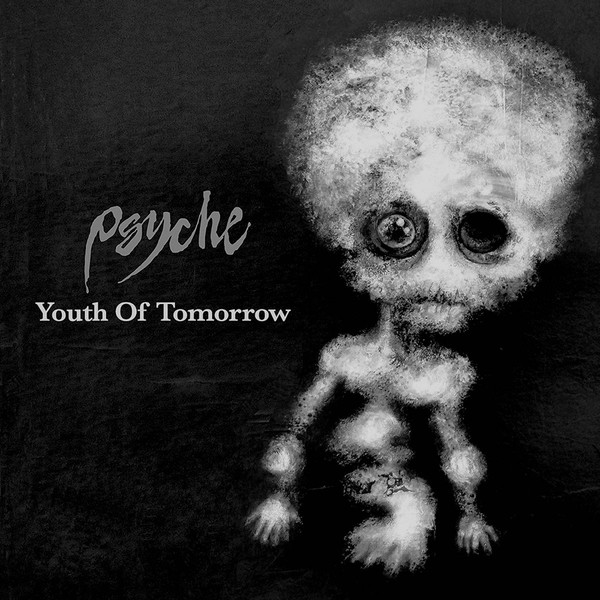 Psyche Youth Of Tomorrow MCD CD Cover