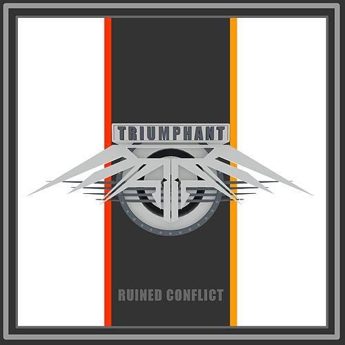 Ruined Conflict Triumphant CD Cover