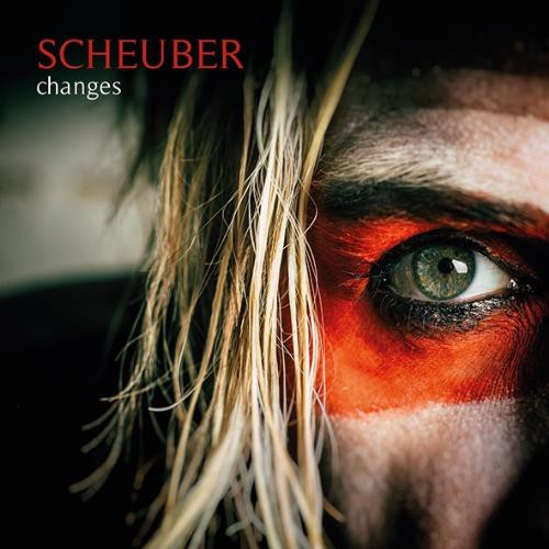 Scheuber Changes CD Cover
