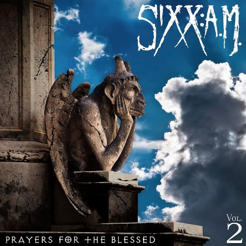 Sixx AM Vol. 2 Prayers For The Blessed CD Cover