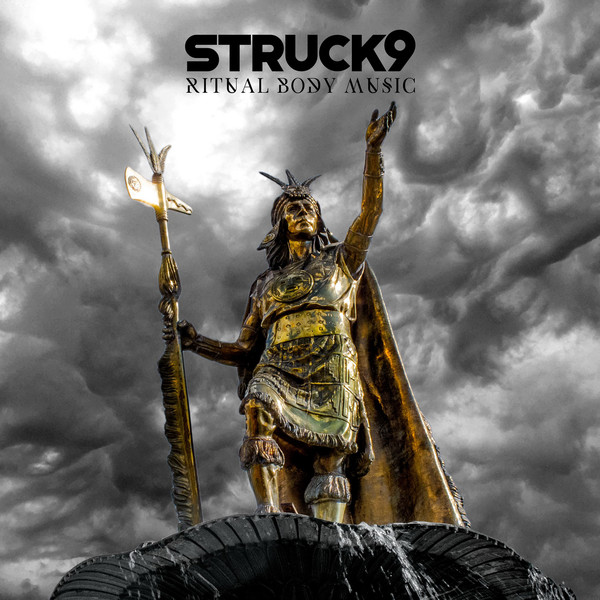 Struck9 Ritual Body Music CD Cover