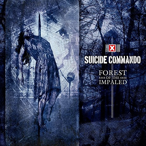 Suicide Commando Forest Of The Impaled CD Cover