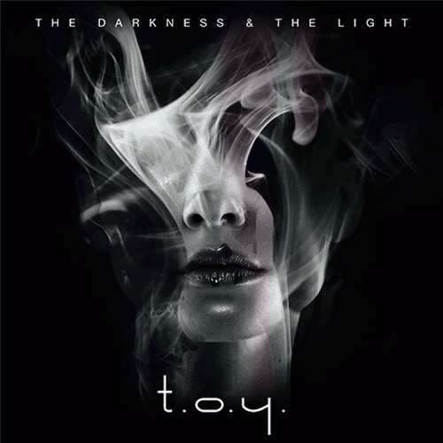 T.O.Y. The Darkness The Light MCD CD Cover