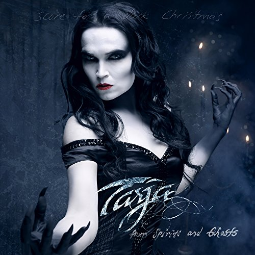 Tarja From Spirits And Ghosts Score For A Dark Christmas CD Cover