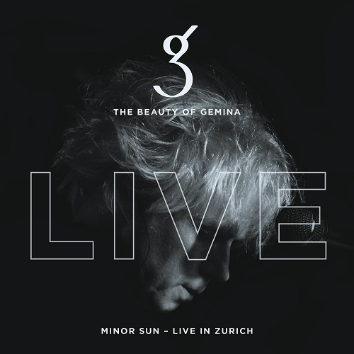 The Beauty Of Gemina Minor Sun Live in Zürich CD Cover
