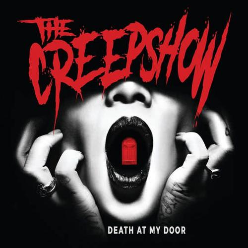 The Creepshow Death At My Door CD Cover