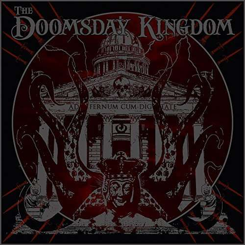 The Doomsday Kingdom The Doomsday Kingdom CD Cover