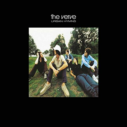 The Verve Urban Hymns 20th Anniversary Edition CD Cover