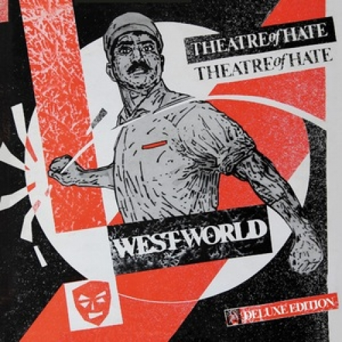 Theatre Of Haten Westworld 3CD Deluxe Edition CD Cover