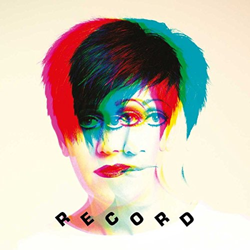 Tracey Thorn Record CD Cover