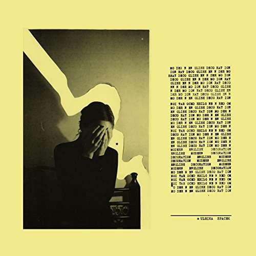 Ulrika Spacek Modern English Decoration CD Cover