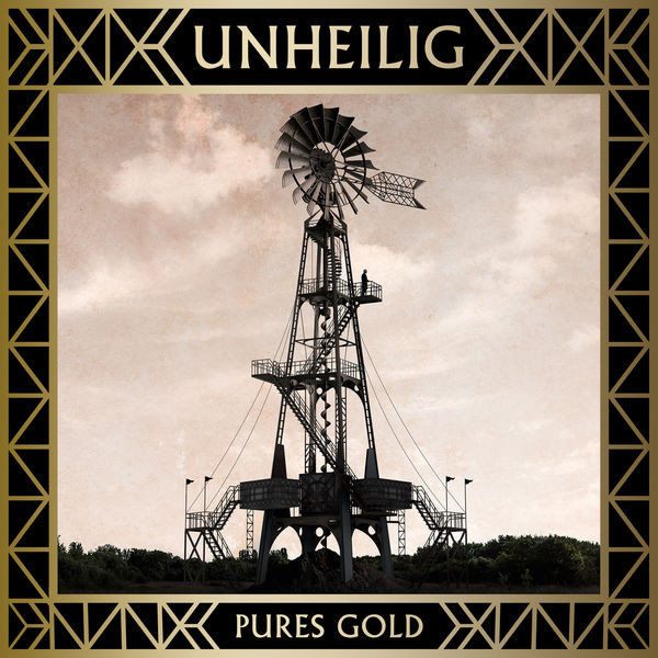 Unheilig Best Of Vol. 2 Pures Gold CD Cover