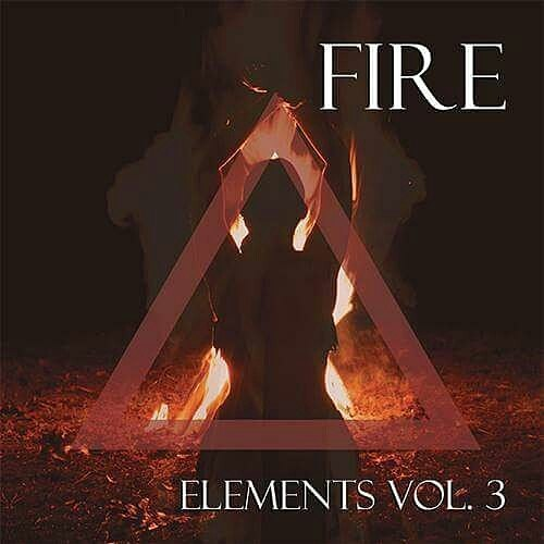 Various Artists Elements Vol. 3 Fire CD Cover