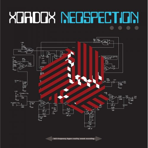 Xordox Neospection CD Cover