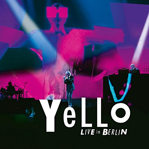 Yello Live In Berlin CD Cover