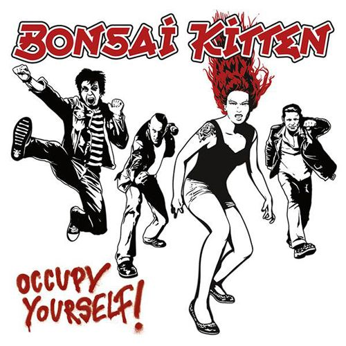 bonsai kitten-occupy yourself