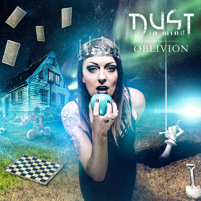 dust in mind oblivion 2017