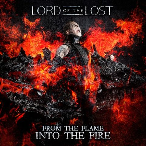 lord of the lost from the flame into the fire