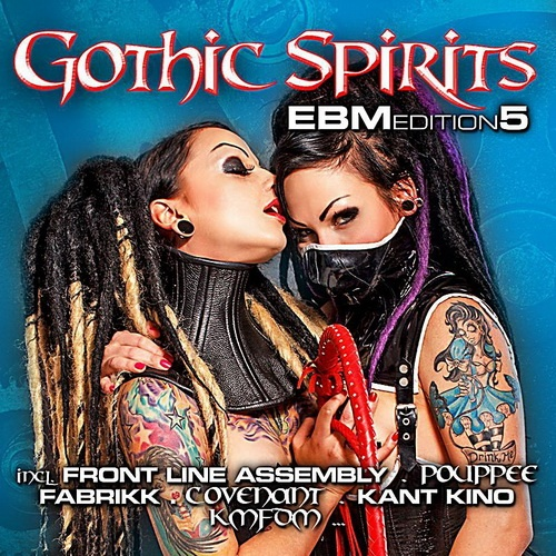 various artists gothic spirits ebm edition 5