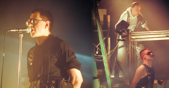 front242 live