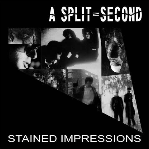 a split second stained impressions CD