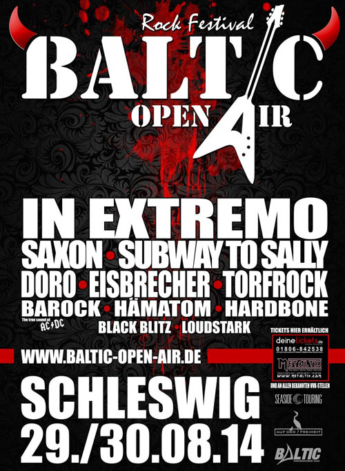 baltic open air flyer-2014
