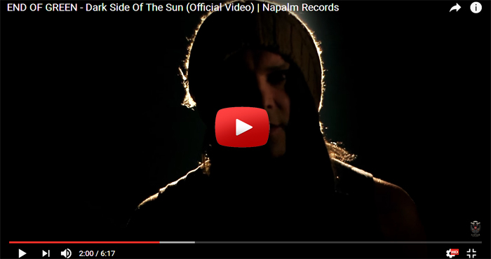 end of green dark side of the sun videoclip