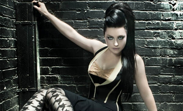 evanescence amy lee 2014