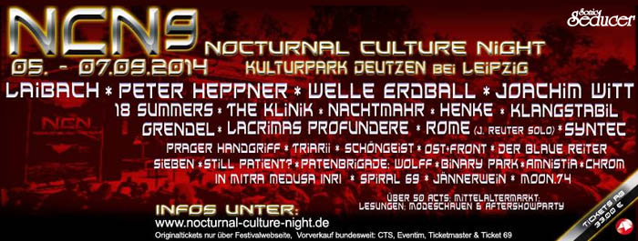 nocturnal culture night-2014
