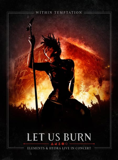 within temptation let ús burn
