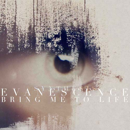 Evanescence Bring Me To Life Synthesis Cover