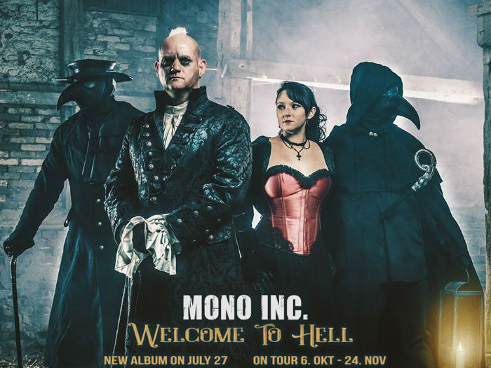 Mono Inc Welcome To Hell gr