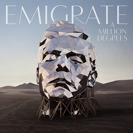 Emigrate A Million Degrees cover Web