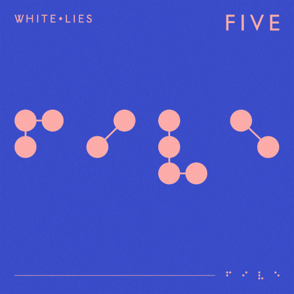 White Lies Five Cover