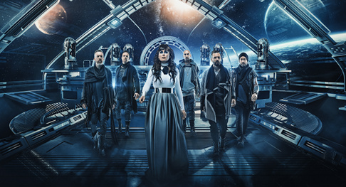 Within Temptation Titel Resist