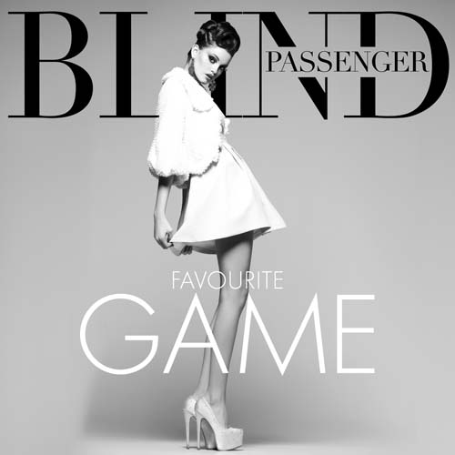 blind passenger favourite darkness single cover