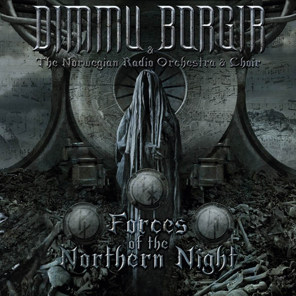 dimmu borgir forces of the northern night
