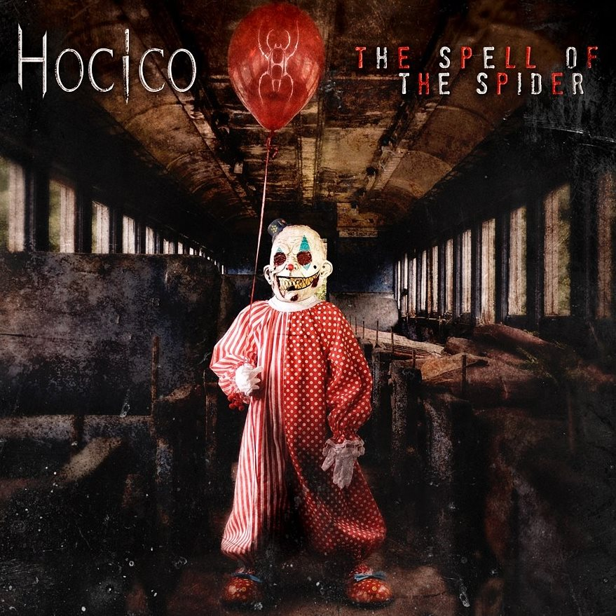 hocico the spell of the spider