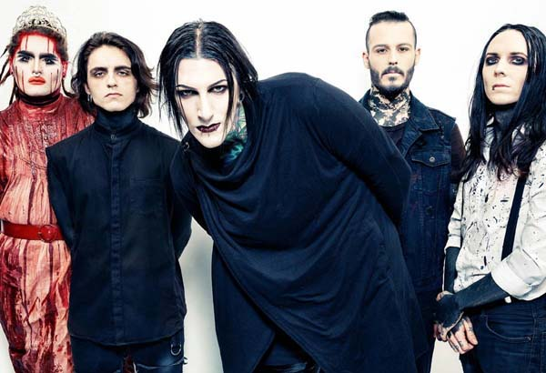 motionless in white 2018