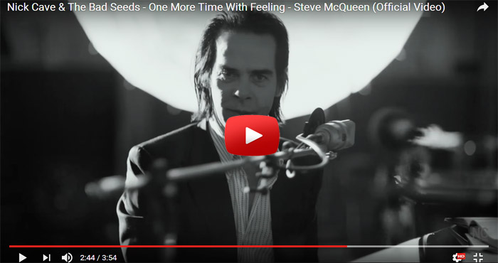 nick cave and the bad seeds steve mcqueen video clip