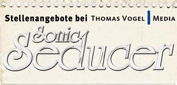 stellenangebote jobs thomas vogel media sonic seducer
