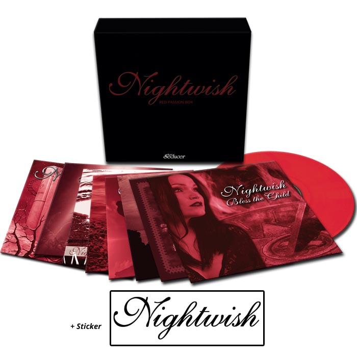 2018 04 limited edition nightwish 8 vinyl box