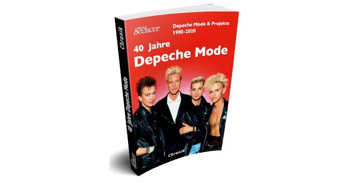 Depeche Mode Chronik News