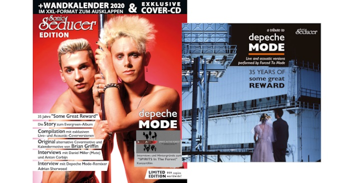 Depeche Mode Sonderedition 2019 News