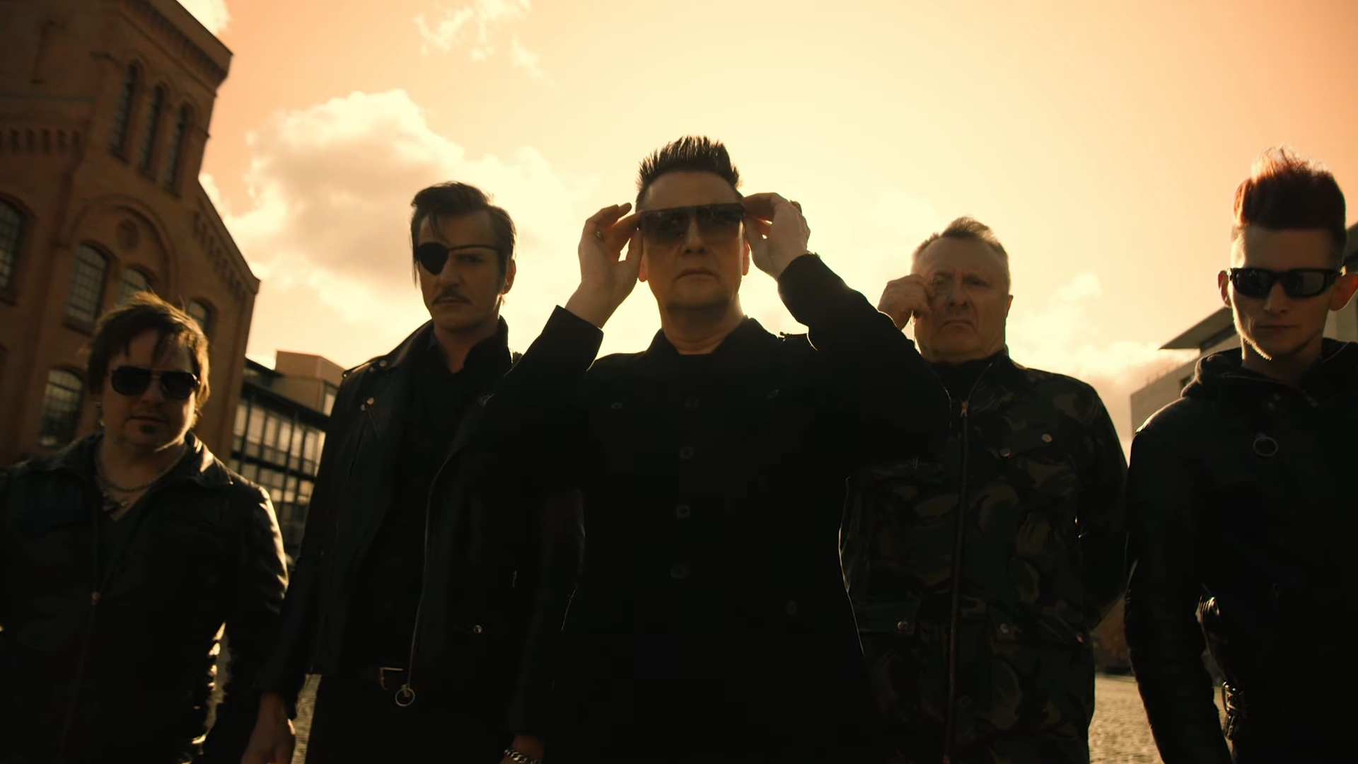 Die Krupps 2020 Vision 2020 Video Homepage