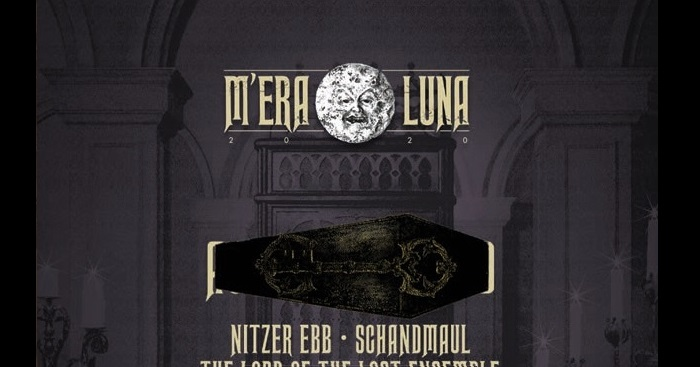 Mera Luna 2020 Flyer news