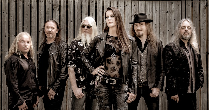 Nightwish 2020 y Andrea Beckers news
