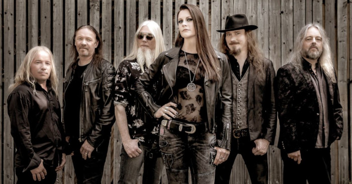 Nightwish Titel Bandfoto2020